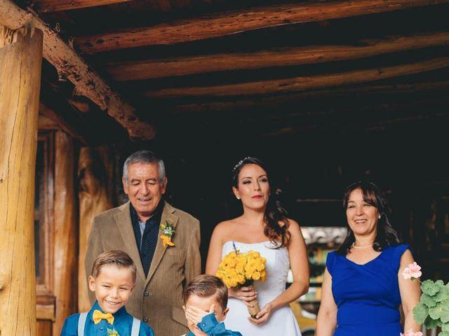 El matrimonio de Jorge Ivan y Diana en Rionegro, Antioquia 19
