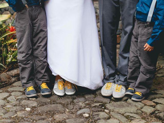 El matrimonio de Jorge Ivan y Diana en Rionegro, Antioquia 49