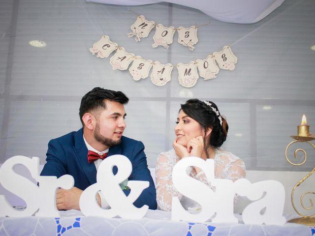 El matrimonio de Kathe y Diego