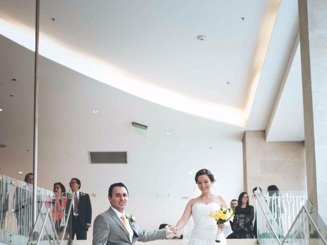 El matrimonio de Luis y Diana en Bogotá, Bogotá DC 12