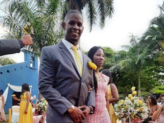 El matrimonio de Brian Andrés y Lina Marcela 1