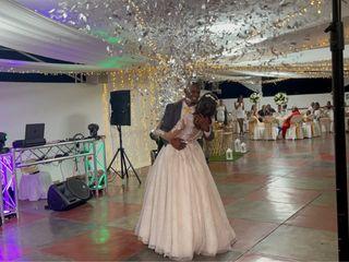 El matrimonio de Brian Andrés y Lina Marcela 2