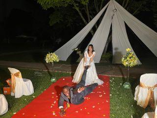 El matrimonio de Brian Andrés y Lina Marcela
