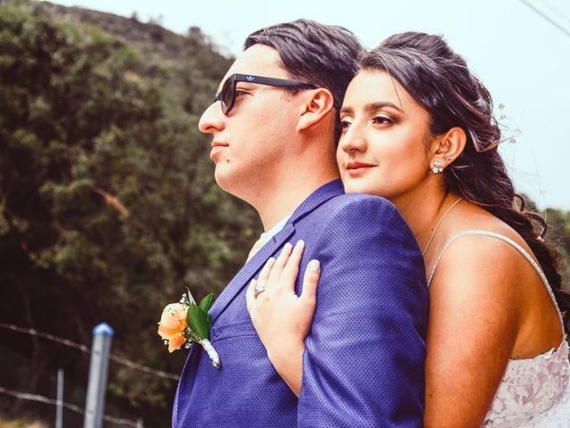 El matrimonio de Karen y Camilo