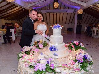 El matrimonio de Luz Angelica  y Anderson