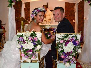 El matrimonio de Luz Angelica  y Anderson  2