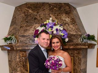 El matrimonio de Luz Angelica  y Anderson  3