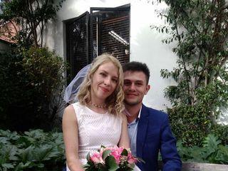 El matrimonio de Eli y Yefer 1