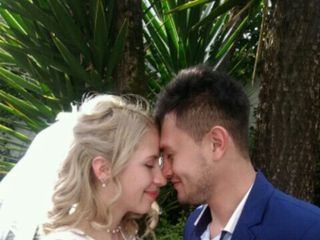 El matrimonio de Eli y Yefer 2
