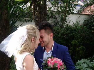 El matrimonio de Eli y Yefer 3
