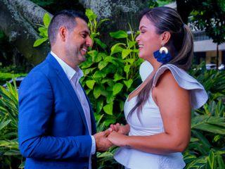 El matrimonio de Jeniffer y Nhernand 2