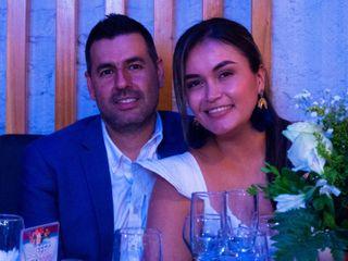 El matrimonio de Jeniffer y Nhernand