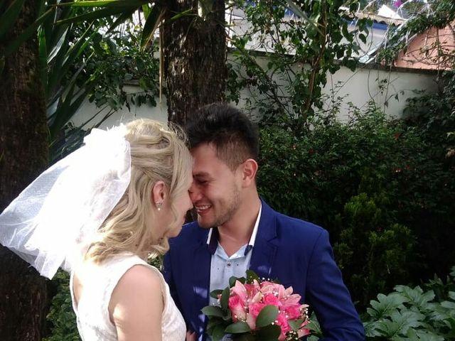 El matrimonio de Yefer y Eli en Bogotá, Bogotá DC 4