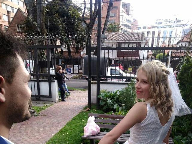 El matrimonio de Yefer y Eli en Bogotá, Bogotá DC 5