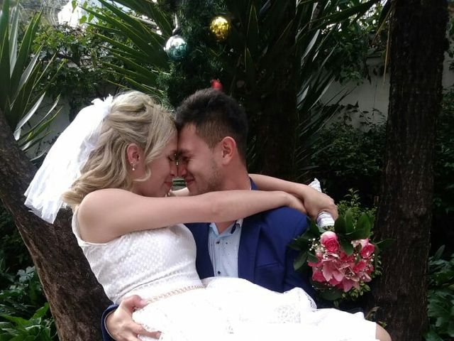 El matrimonio de Yefer y Eli en Bogotá, Bogotá DC 2