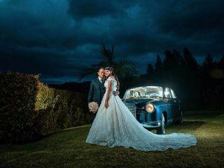 El matrimonio de Viviana y Fredy