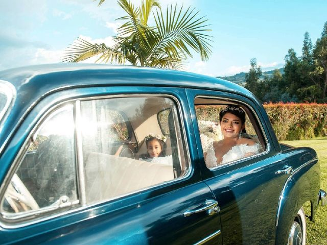 El matrimonio de Fredy  y Viviana en Tibasosa, Boyacá 1