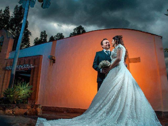 El matrimonio de Fredy  y Viviana en Tibasosa, Boyacá 2