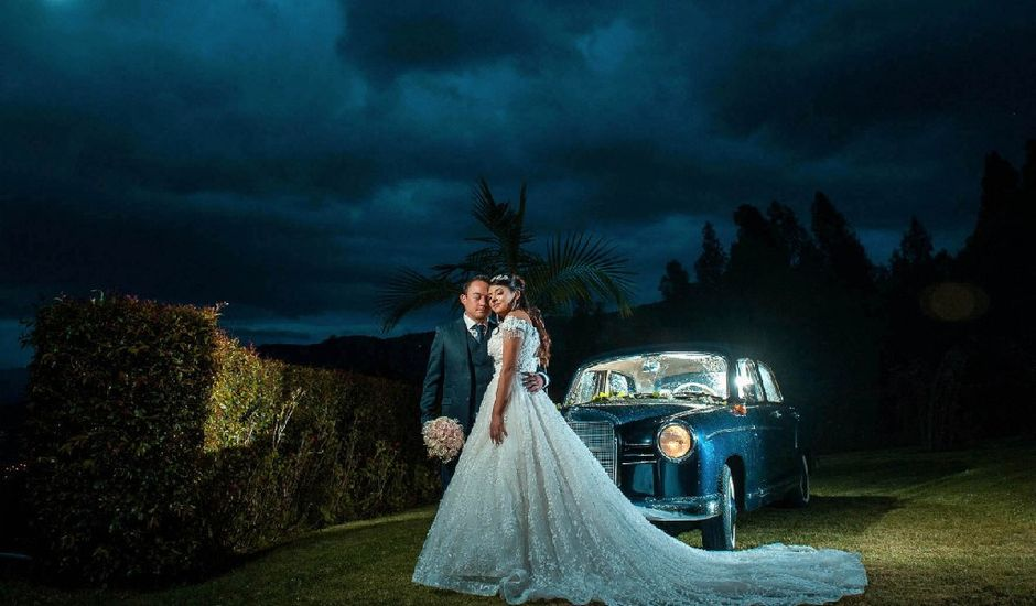 El matrimonio de Fredy  y Viviana en Tibasosa, Boyacá