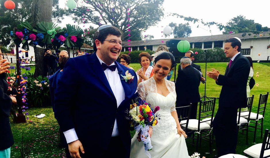 El matrimonio de Mikhail y Diana en Subachoque, Cundinamarca