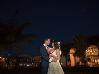 El matrimonio de Paola y Niels 1
