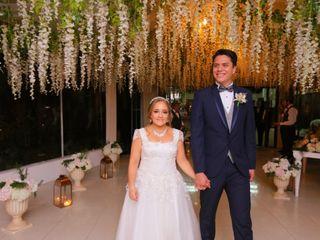 El matrimonio de Melissa  y Nicolás  2