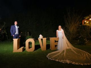 El matrimonio de Melissa  y Nicolás  3