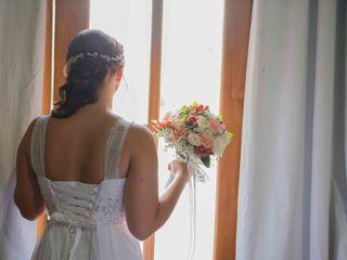 El matrimonio de Carolina y Josep 3