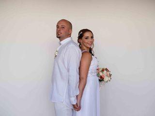 El matrimonio de Carolina y Josep