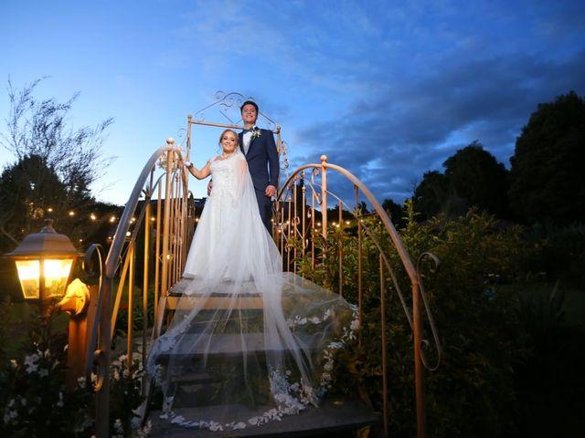 El matrimonio de Melissa  y Nicolás