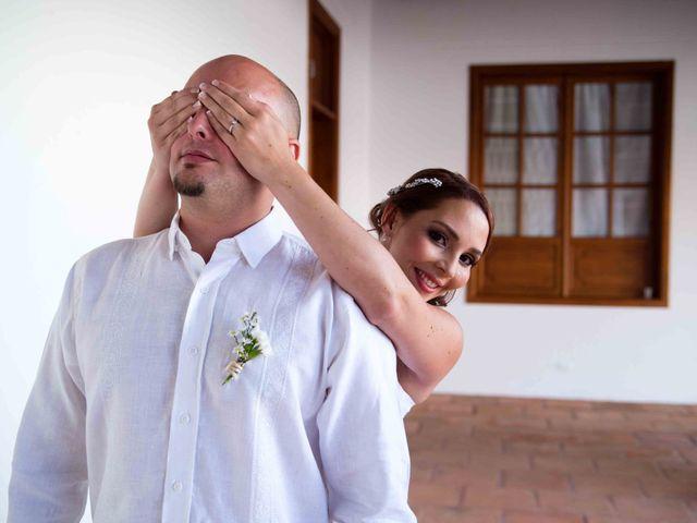 El matrimonio de Josep y Carolina en Santafé de Antioquia, Antioquia 7