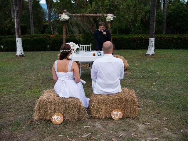 El matrimonio de Josep y Carolina en Santafé de Antioquia, Antioquia 10