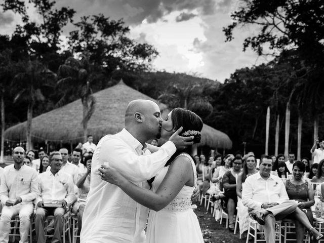 El matrimonio de Josep y Carolina en Santafé de Antioquia, Antioquia 12
