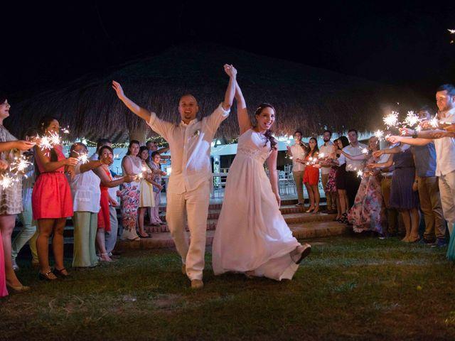 El matrimonio de Josep y Carolina en Santafé de Antioquia, Antioquia 13