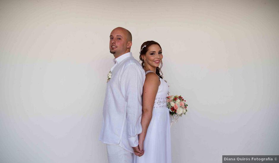 El matrimonio de Josep y Carolina en Santafé de Antioquia, Antioquia
