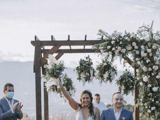 El matrimonio de Kamila y Carlos 2