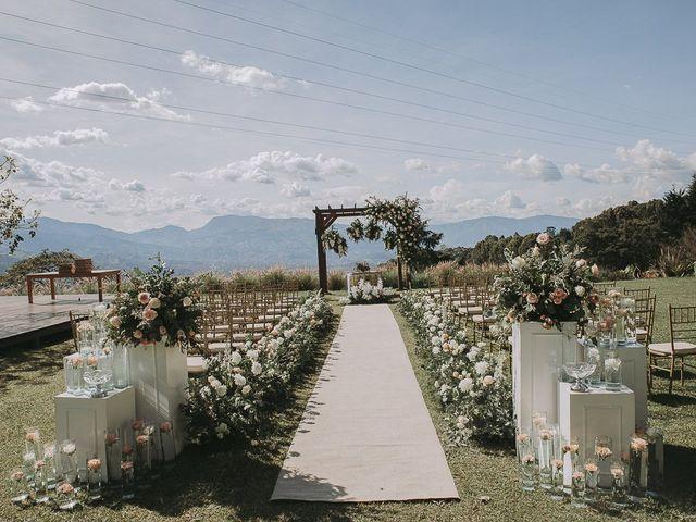 El matrimonio de Carlos y Kamila en Medellín, Antioquia 1