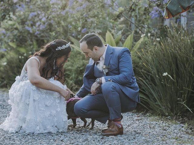 El matrimonio de Carlos y Kamila en Medellín, Antioquia 2