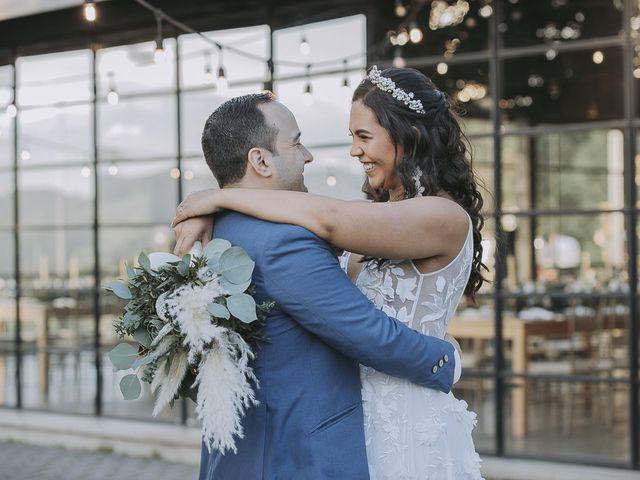 El matrimonio de Kamila y Carlos