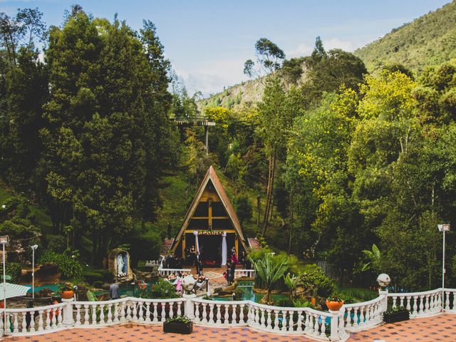 El matrimonio de Andrés y Marcela  en La Calera, Cundinamarca 2