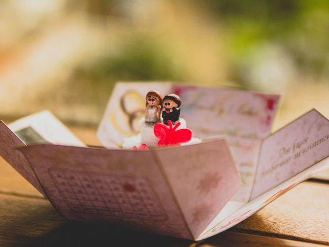 El matrimonio de Andrés y Marcela  en La Calera, Cundinamarca 3