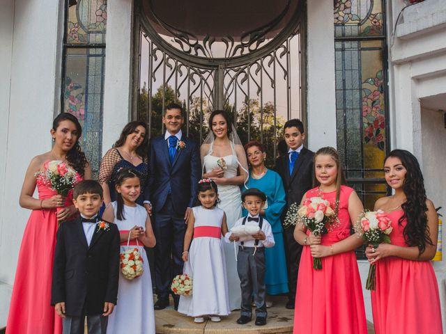 El matrimonio de Andrés y Marcela  en La Calera, Cundinamarca 10