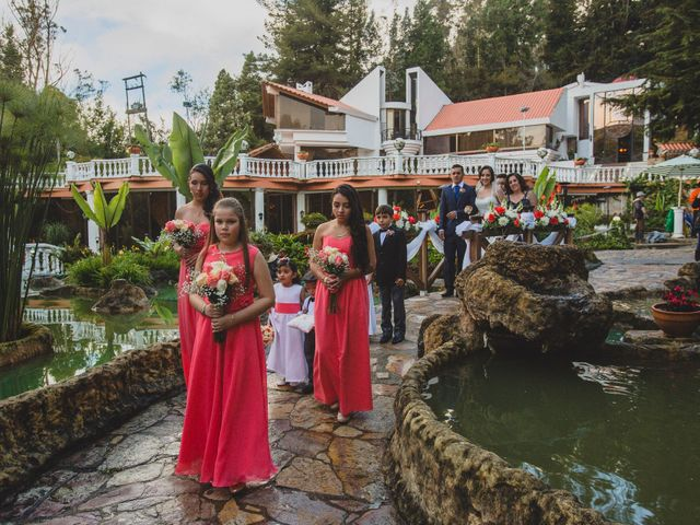 El matrimonio de Andrés y Marcela  en La Calera, Cundinamarca 11