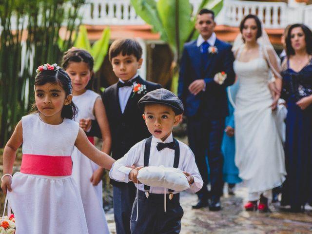 El matrimonio de Andrés y Marcela  en La Calera, Cundinamarca 12