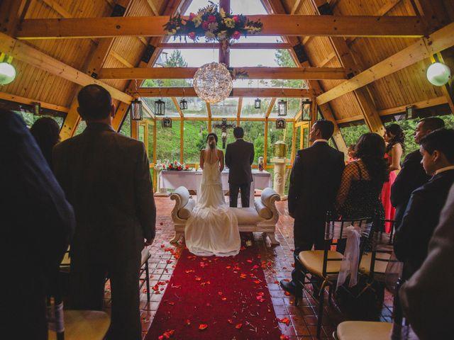 El matrimonio de Andrés y Marcela  en La Calera, Cundinamarca 13