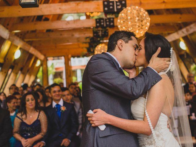El matrimonio de Andrés y Marcela  en La Calera, Cundinamarca 16