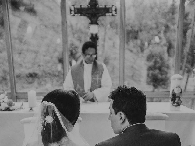El matrimonio de Andrés y Marcela  en La Calera, Cundinamarca 17