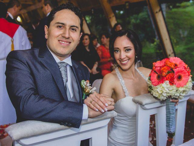 El matrimonio de Andrés y Marcela  en La Calera, Cundinamarca 18