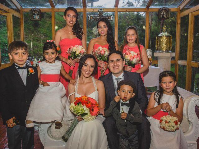 El matrimonio de Andrés y Marcela  en La Calera, Cundinamarca 20