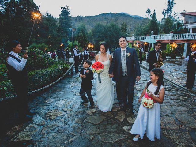 El matrimonio de Andrés y Marcela  en La Calera, Cundinamarca 21